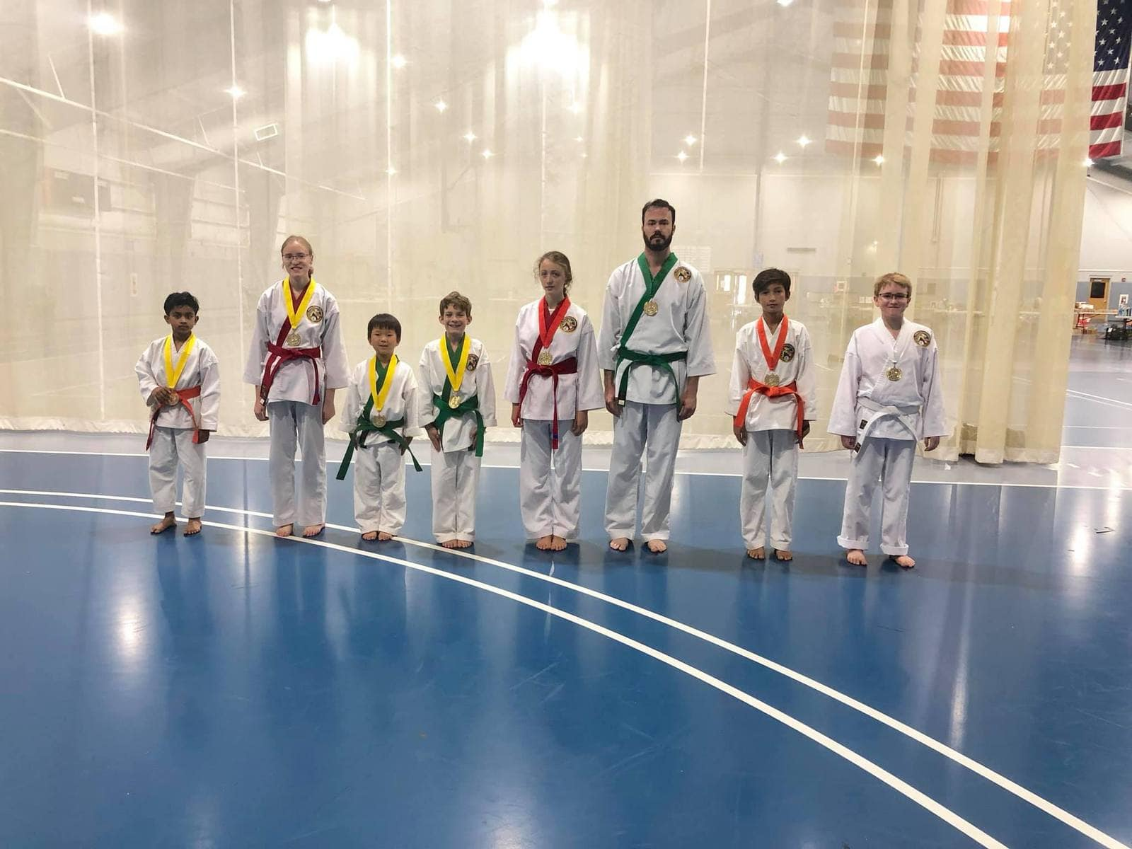 September 2019 Grading Test Award Winners